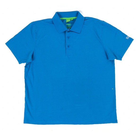 Hugo Boss Other - BOSS Hugo Men's Regular Fit  Cotton Polo Shirt